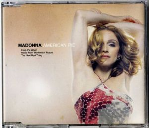 AMERICAN PIE - AUSTRALIA CD SINGLE (CD1)